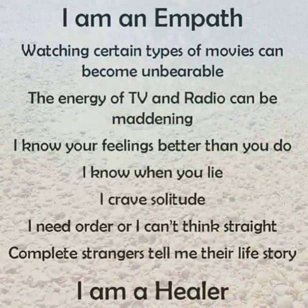 Does It Hurt to Be An Empath