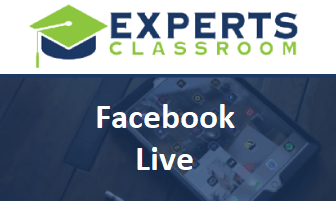 """""""Create Content That Drives Traffic, Builds an Audience for Your Product and Appear Everywhere Using Facebook Live in 10 Days"""""""