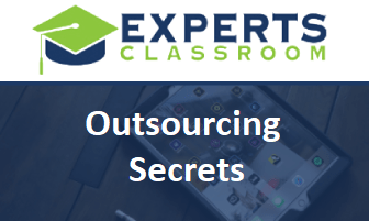"""""""Outsourcing Secrets: How to Get More CustomersWhile Working LessBy Outsourcing Your Online Marketing… All On An Affordable Budget!"""""""