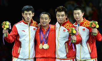 China Table Tennis Team