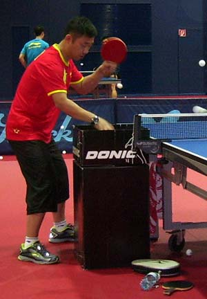 multiball training