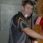 Steve Brunskill Table Tennis Coach
