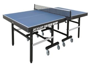 dunlop evo 8500 table tennis table