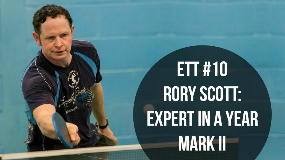Rory Scott - Expert in a Year Mark II