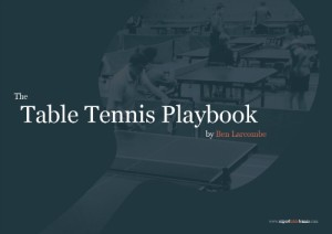 The Table Tennis Playbook 500px