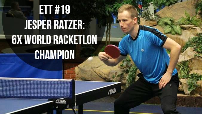 jesper ratzer expert table tennis podcast
