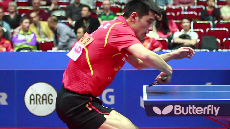 How to Switch Between Forehand and Backhand
