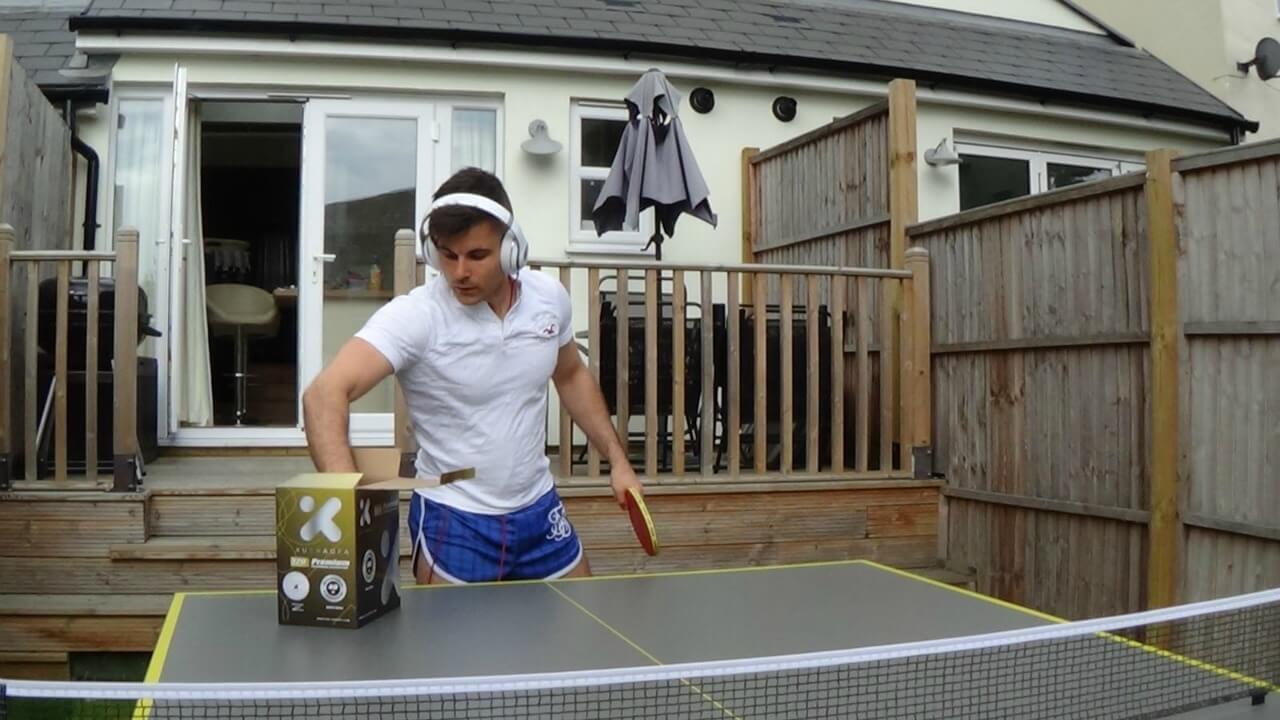 Harrie Austin-Jones - Epic Table Tennis Journey