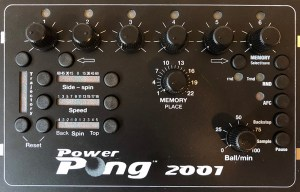 power-pong-2001-control-panel