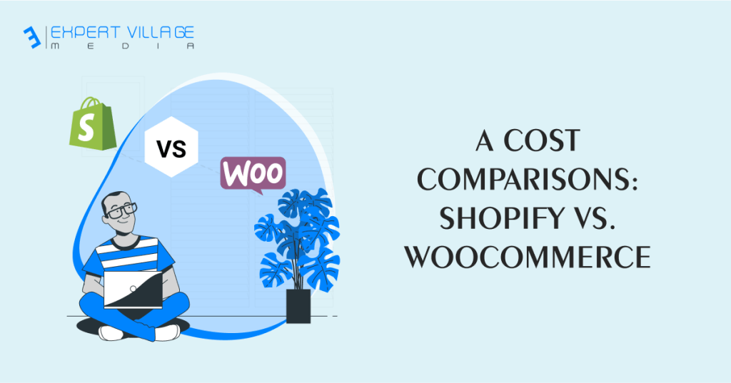 Shopify vs. WooCommerce Pricing