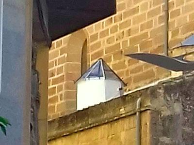 tejado de san francisco de linares