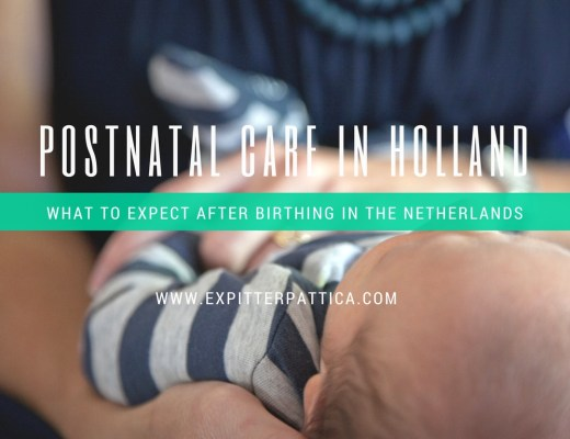 postnatal care in the netherlands