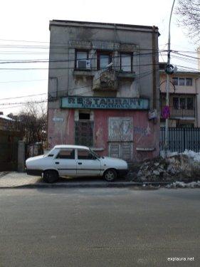 'International Restaurant' - I may not be eating here.