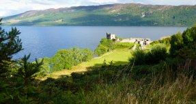 Urquhart Castle, Loch Ness.
