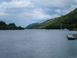 Possibly still part of Loch Lomond.