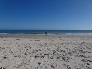 No need to share the beach in Aus :)