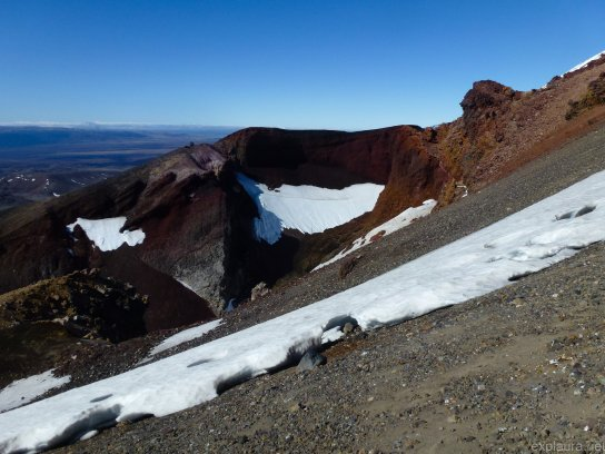Red Crater. I don't know how they came up with the name..?