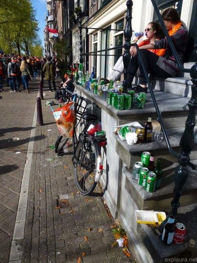 Just a bit of street-drinking