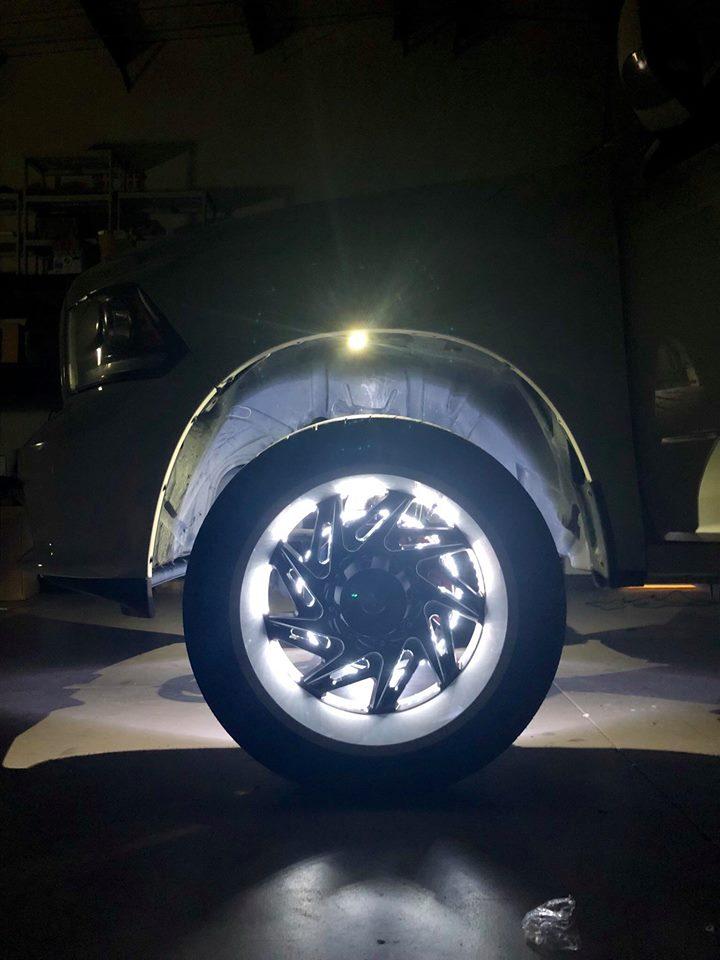 Dodge Ram 1500 Oracle Led Wheel Ring Lights Wheel Well