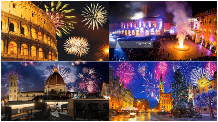 Top 5 Places to celebtare New Year s in Italy