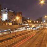Sehenswürdigkeiten in Lima am Abend