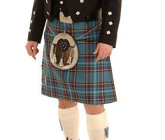 Simbolos de Escocia