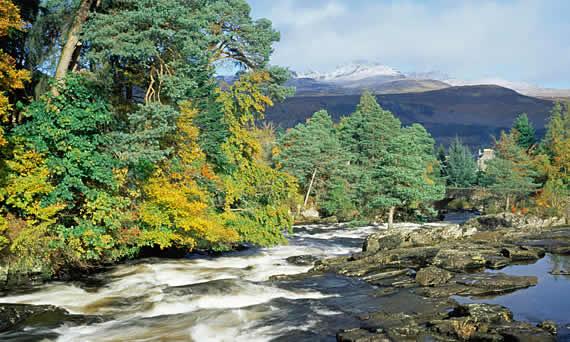 Parque Nacional de Loch Lomond y Trossachs