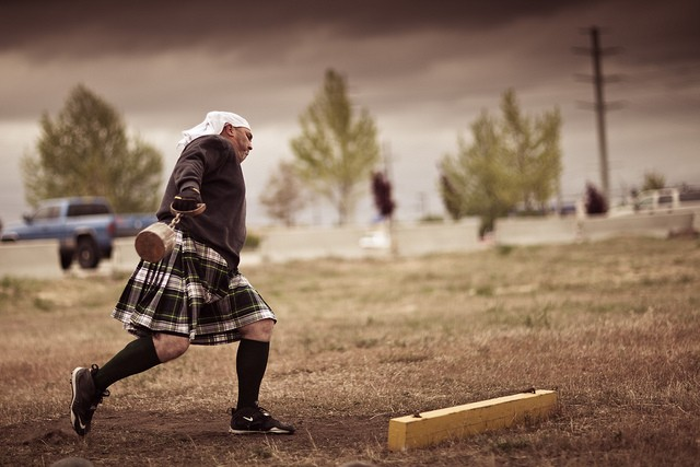 Juegos de las Highlands (Highland Games) - Photo taken by Seth Lemmons - Explora Escocia