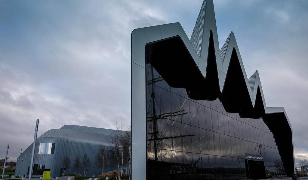 Riverside Museum - Explora Escocia