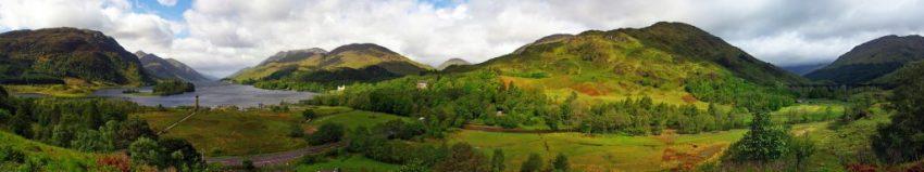 Glenfinnan - Localizaciones de los Inmortales