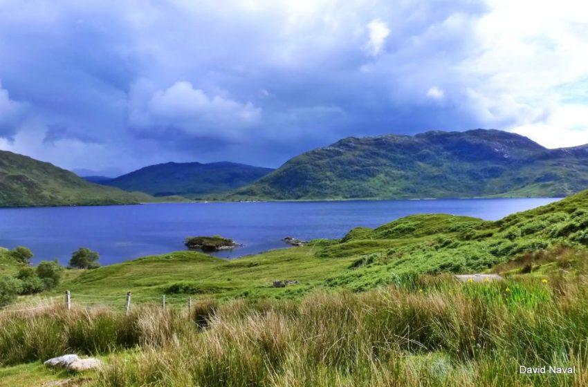 El lago Morar - Localizaciones de Harry Potter - Explora Escocia