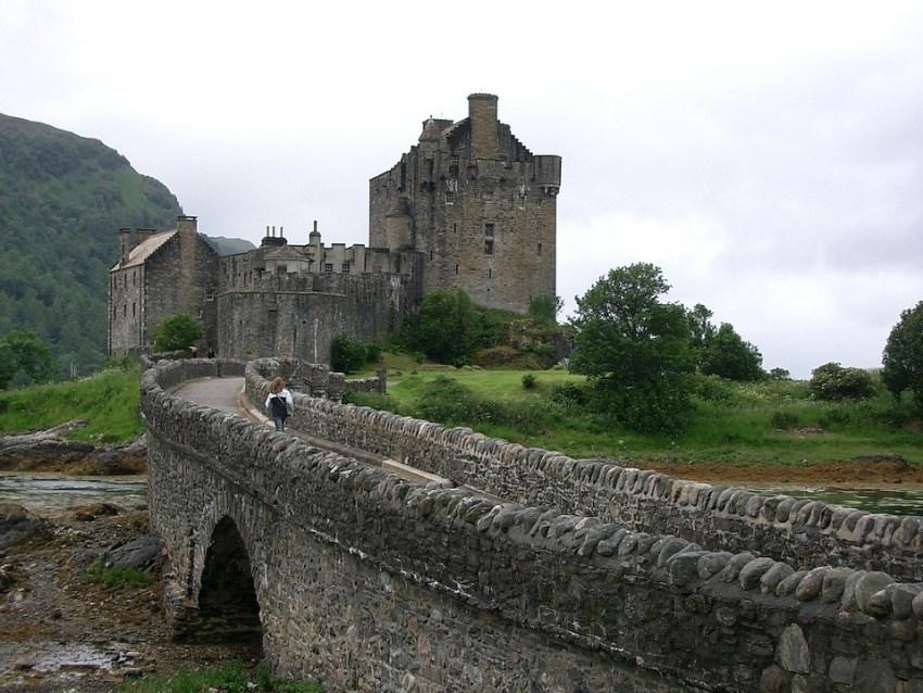 castillo eilean donan