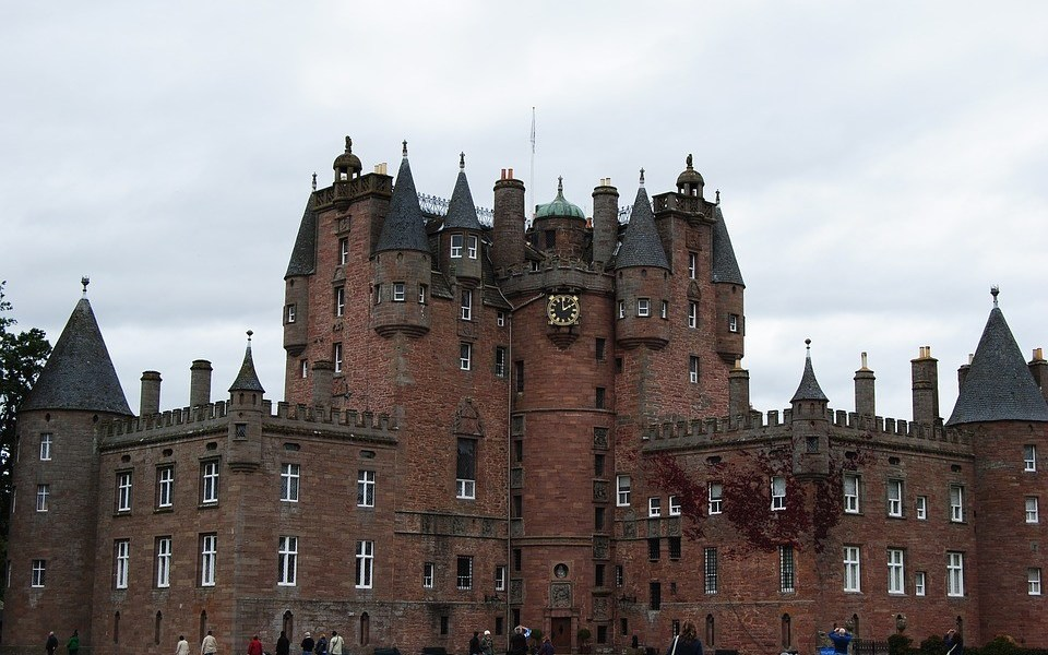 Los misterios del Castillo de Glamis