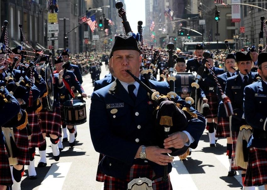Tradiciones de Irlanda; Sant Patrick's Day