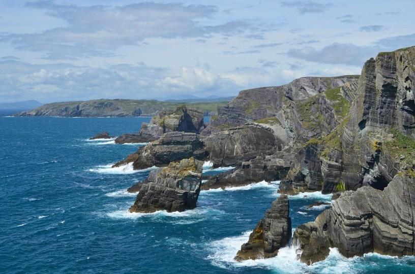 costa oeste de irlanda