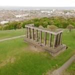 naturaleza en Edimburgo