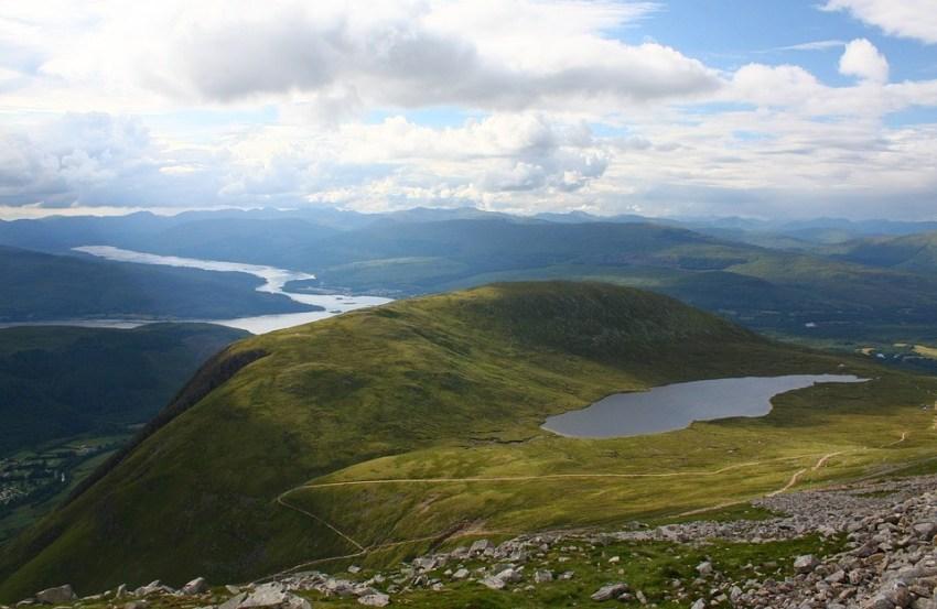 viaje a las highlands