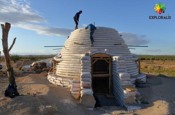 Constructions Ecologiques en Tunisie
