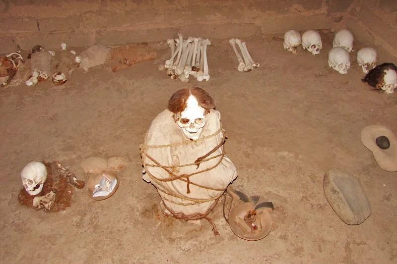 Nazca Chauchilla