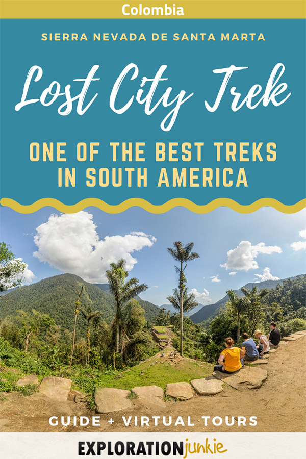 Lost City Trek Pinterest Image