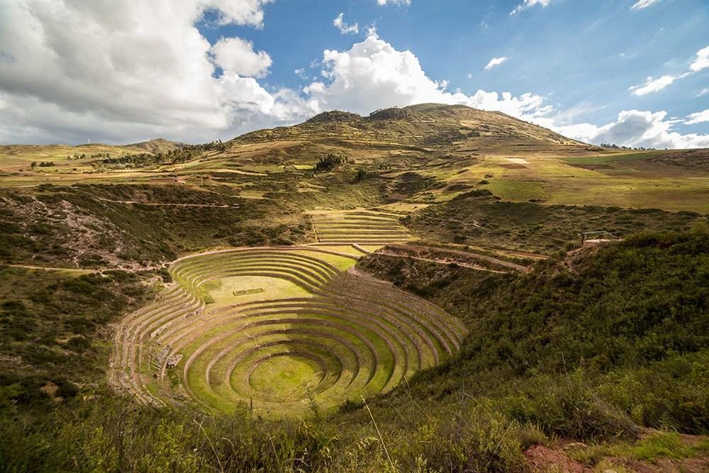 Mray Inca Ruins