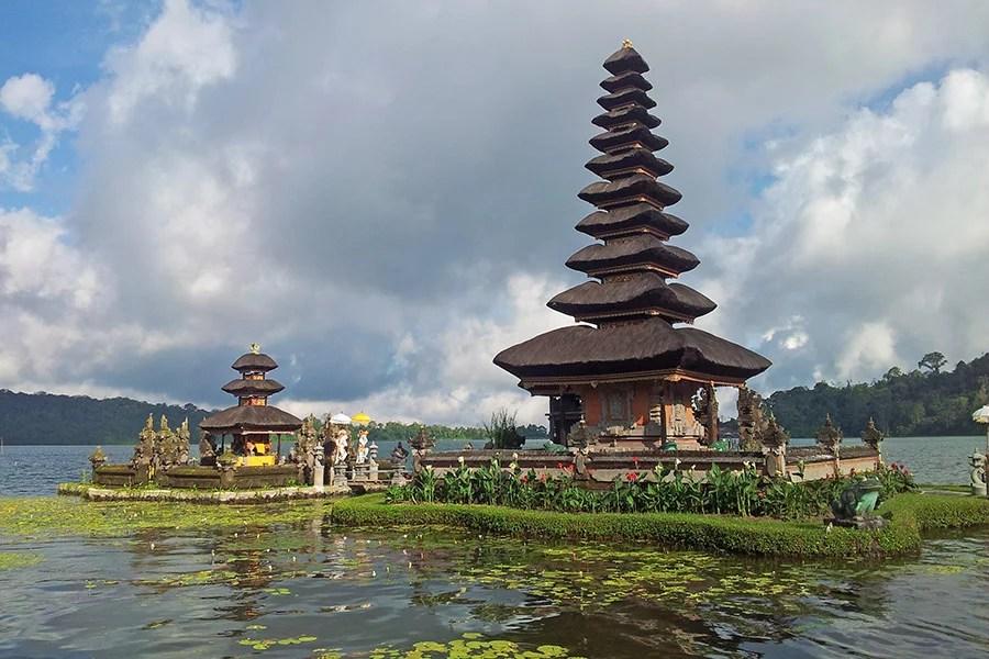 bali travel itinerary