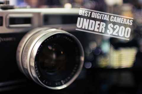 Best point and shoot Cameras under 200 dollars