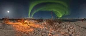 Abisko, Northern Lights