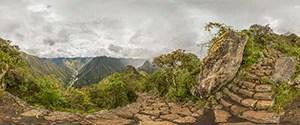 Machu Picchu, Machu Picchu Mountain Hike