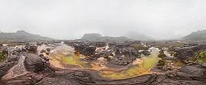 Mount Roraima Summit, Jacuzzis