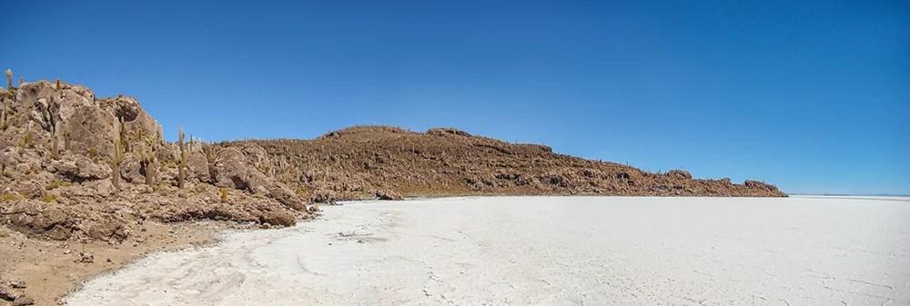 Incahuasi Island Uyuni