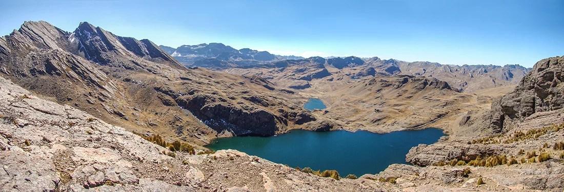 Cerro Tunari Hike Lagunas