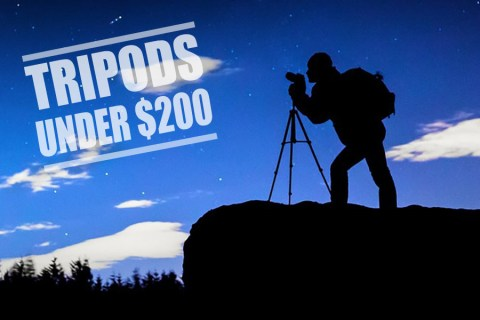 Best tripods under 200 thumb