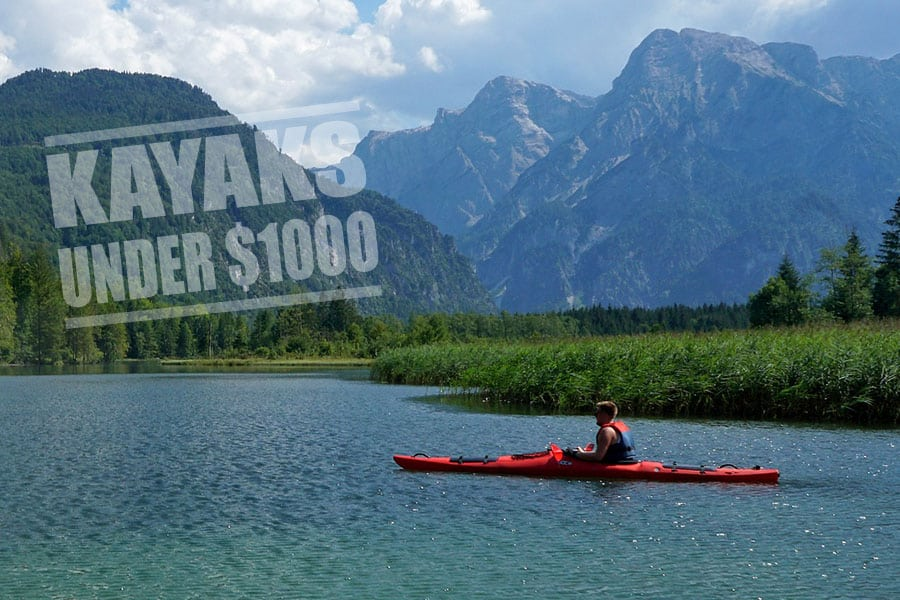 Best kayaks under 1000 dollars - thumb